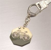 Key fob bycicle