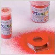 Cold enamel step 2