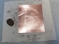 Enamel box of copper foil 1 of 28