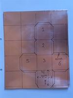 Enamel box of copper foil 2 of 28