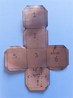 Enamel box of copper foil 3 of 28