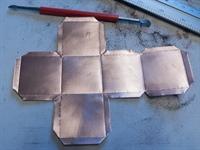 Enamel box of copper foil 5 of 28
