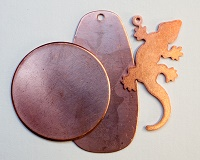 Copper to enamel